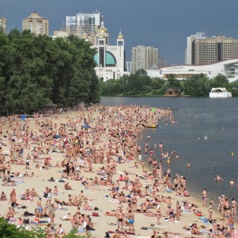 Как преобразят столичный Гидропарк к летнему сезону