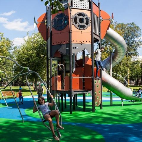 Как решат проблему нехватки детских площадок на Подоле