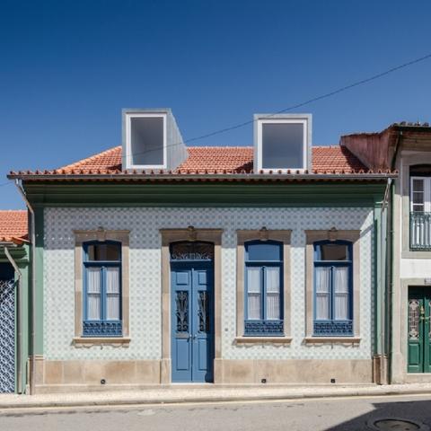 Как в Португалии бережно отреставрировали старый дом (фото)