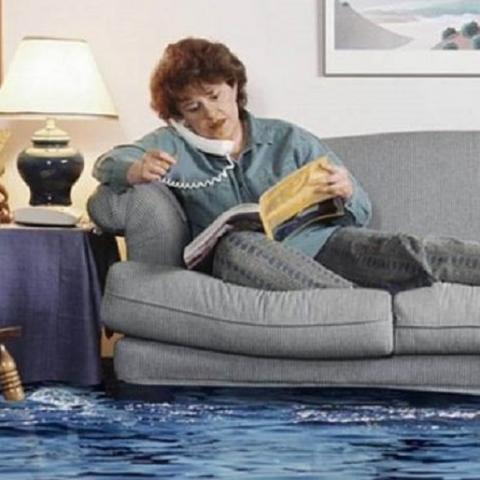 Как возместить ущерб при затоплении жилья