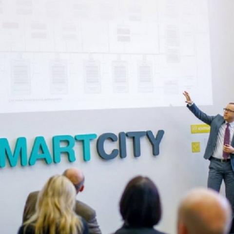 Киев – лидер в сфере внедрения систем «умного» города