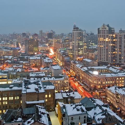 Киев может создать вокруг себя агломерацию