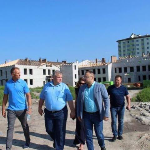 Киев отправил в Новые Петровцы 10 млн грн на строительство самого большого в районе детского сада