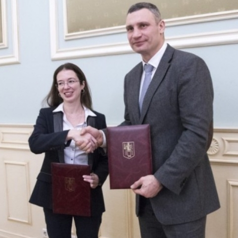 Киев подписал Меморандум о сотрудничестве в управлении отходами с французами