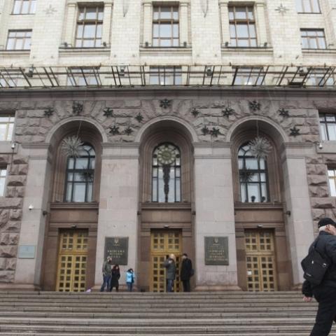 Киев просит у Гройсмана вернуть городу Ледовый стадион и Ледовый дворец