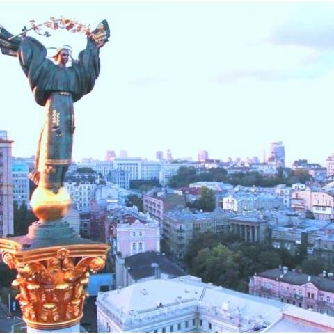 Киев слегка приподнялся в рейтинге комфортности