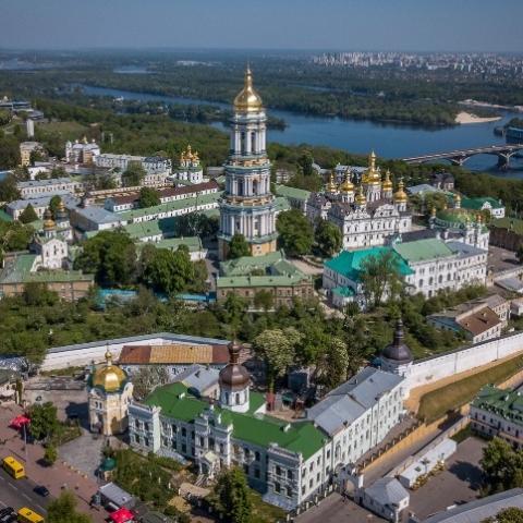 Киев возглавил рейтинг самых бюджетных европейских городов для туристов