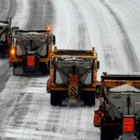 Киевавтодор готов работать в случае затяжных снегопадов круглосуточно