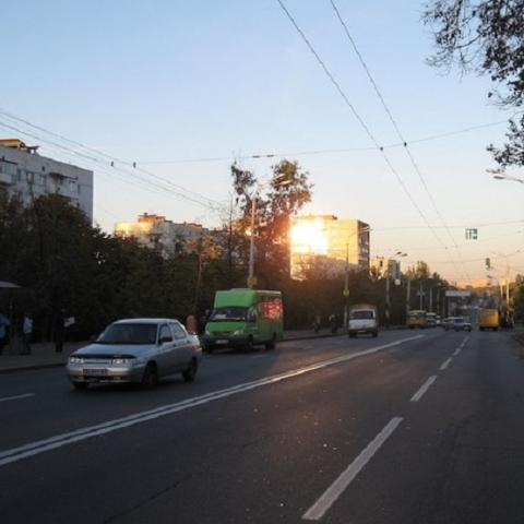 «Киевавтодор» объявил тендер на расширение Голосеевского проспекта