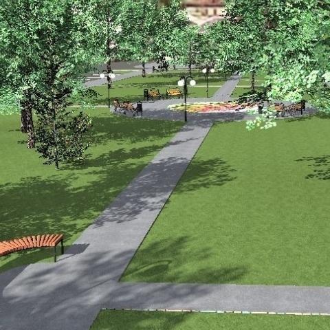 В Киеве появятся 2 новых парка и 16 скверов