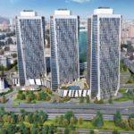 Киевгорстрой объявил о старте продаж в двух домах ЖК Manhattan City