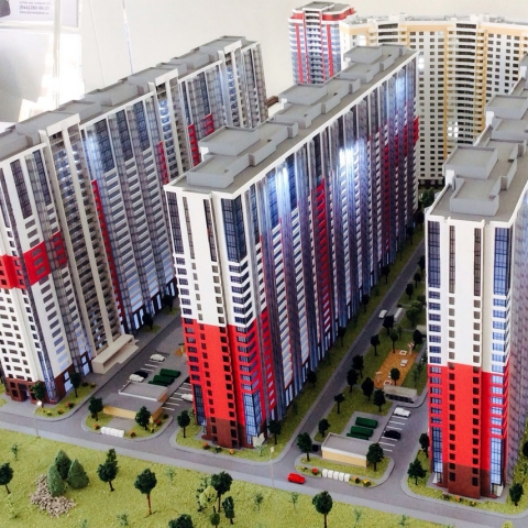 Киевгорстрой предлагает скидки до 20% на квартиры в микрорайоне Позняки 4А