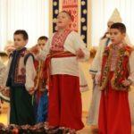 Киевгорстрой приехал с поздравлениями в подшефный детский дом. Фото