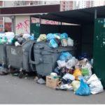 Киевлян обяжут заключать договора на вывоз мусора