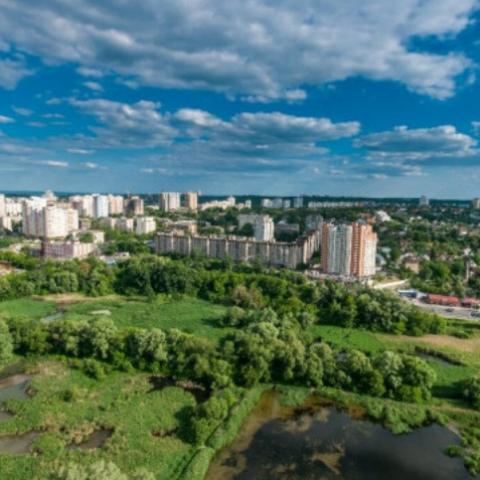 Киевляне обеспокоены судьбой Совских прудов