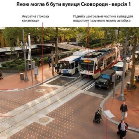 Киевляне требуют пересмотра некачественного ремонта улицы на Подоле