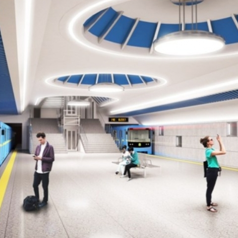 Киевский метрополитен объявил новый тендер на метро на Виноградарь