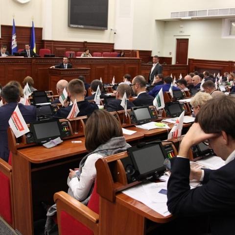 Киевсовет решил проверить законность выделения земли под строительство при Черновецком