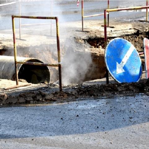 «Киевтеплоэнерго» обнаружило 826 повреждений теплосетей