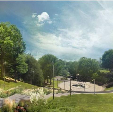 Киян запрошують долучитися до обговорення концепції ландшафтного парку у Солом'янському районі