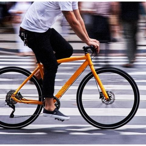 Кличко подписал концепцию велоинфраструктуры Киева