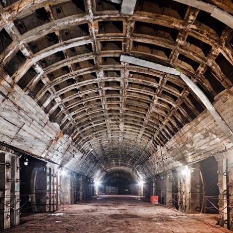 Когда достроят метро «Львовская брама»