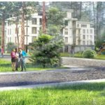 Конфликт на Водогоне: вместо парка Forest Park?