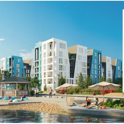 Где купить квартиру в Ходосовке: обзор ЖК