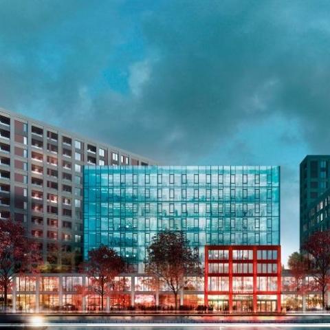 Де можна придбати квартиру з терасою у Києві