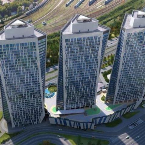 Manhattan City от Киевгорстроя — в десятке самых ожидаемых ЖК столицы