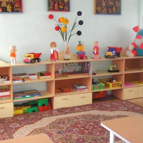 Мебель для детских учреждений Киева содержит вредные вещества