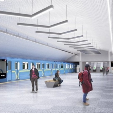«Метрополитен» объявил тендер на строительство метро на Виноградарь