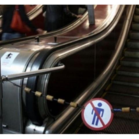 Метрополитен предупреждает о ремонтных работах на «Крещатике»