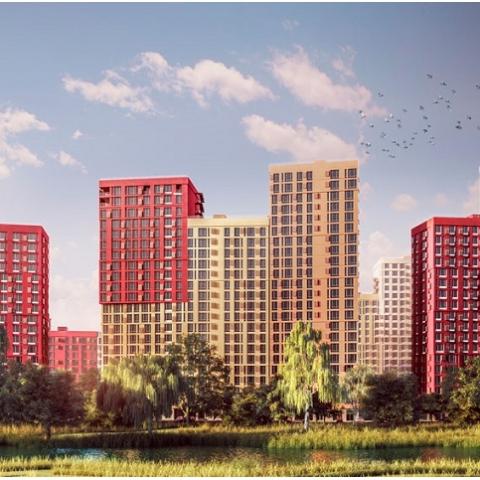 Мини-город SVITLO PARK: 1-комнатную квартиру  можно приобрести с первым взносом 81 тыс. грн