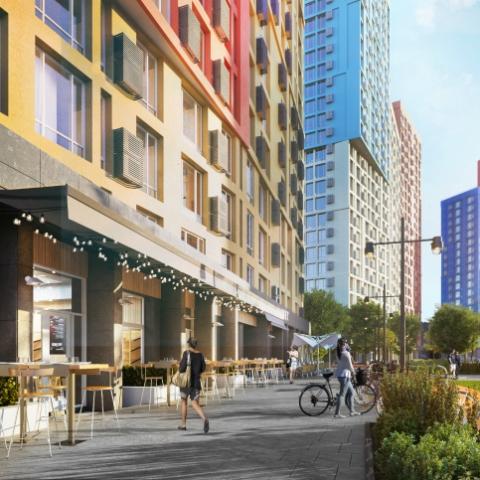 SVITLO PARK: только до 14 января можно приобрести 1-комнатную квартиру с первым взносом 10%