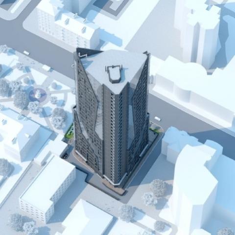 Минкульт запретил строительство многоэтажки в Киеве из-за существующих ограничений по высоте