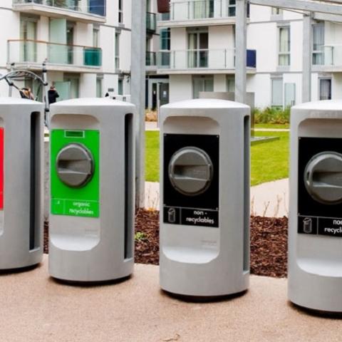 Минрегион позволит проектировать системы подземного сбора мусора