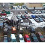 Минрегион запретит строить парковки внутри жилых кварталов