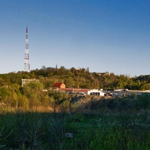 На горе Юрковица ведется незаконное строительство