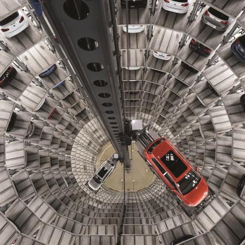 На Оболони может появиться многоуровневая автопарковка