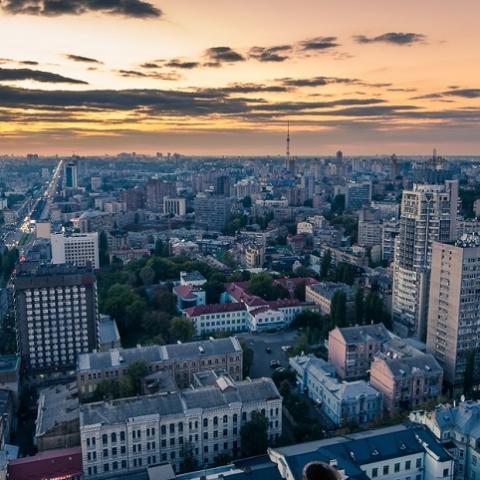 На обслуживание домов в центре столицы направили 71 млн. гривен