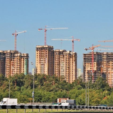 На первичном рынке пригорода наблюдается стабилизация цен