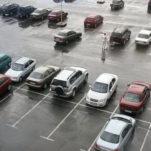 На проспекте Григоренко появится паркинг