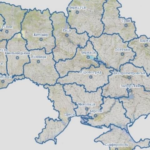 На Публічній кадастровій карті будуть доступні нові інформаційні шари