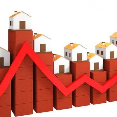 На рынке «вторички» отмечают сезонное колебание цен