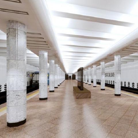 На станции метро «Святошин» обустроят пять лифтов