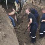 На стройплощадке в Киеве погиб рабочий