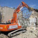 На ул. Кировоградской незаконно снесли дом