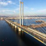 На Южном мосту ограничат движение до 1 сентября