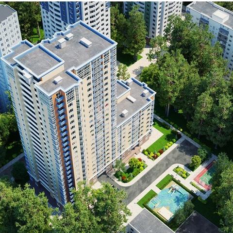 Начато обсуждение проекта комплексной реконструкции жилого массива Святошин-2